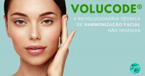 VOLUCODE®: a revolucionária técnica de harmonização facial não invasiva